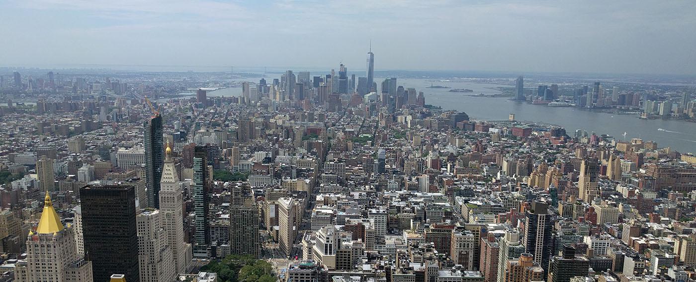 Belangrijke Gebouwen New York.Cvr Magazine New York Ontdekken In Drie Dagen
